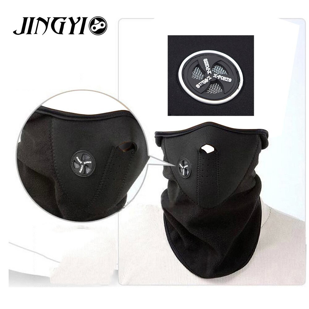 1 Piece Motorcycle Face Mask 2018 Spring Breathable