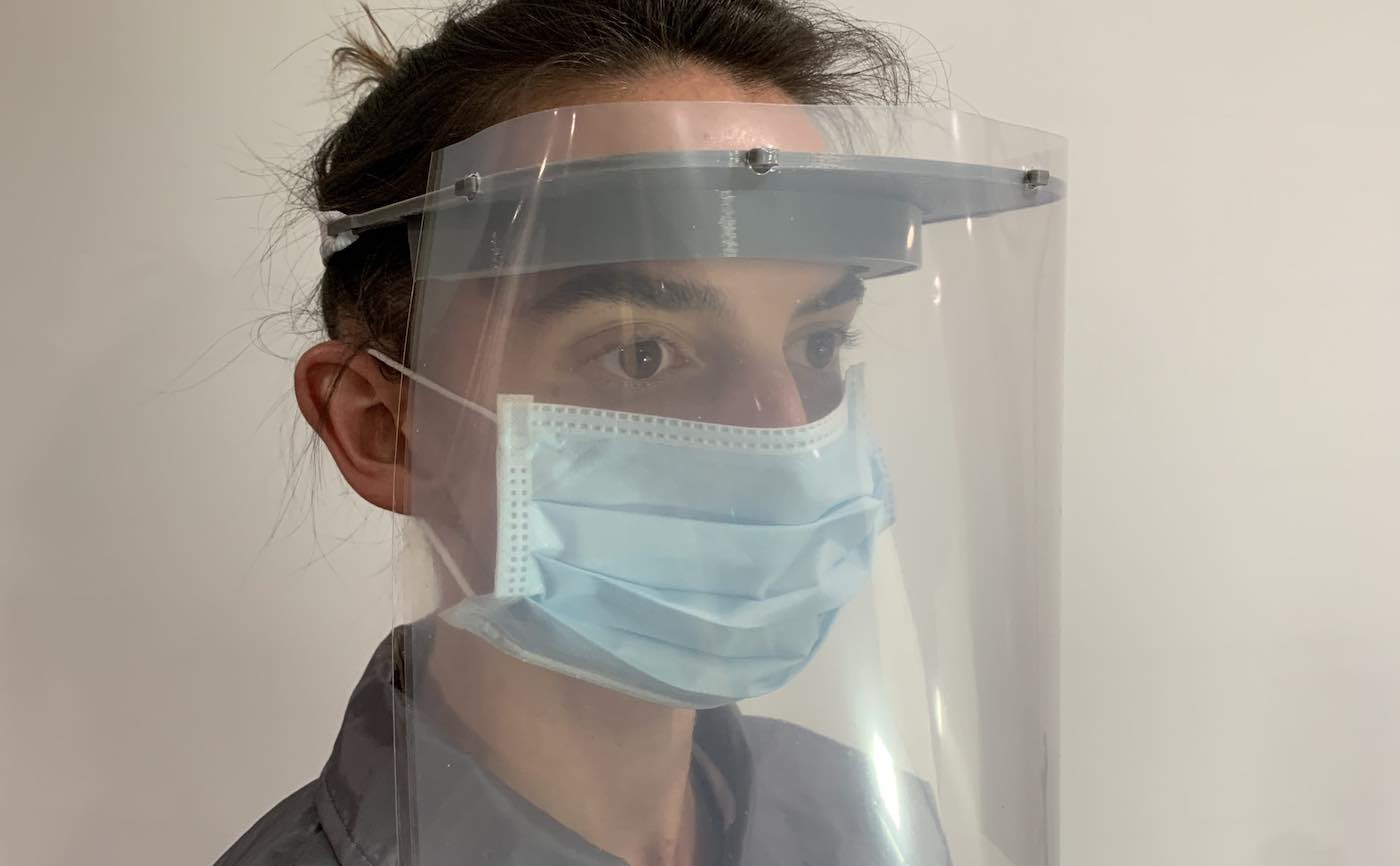 After Couple Publishes 3D Printing Guide For Face Masks