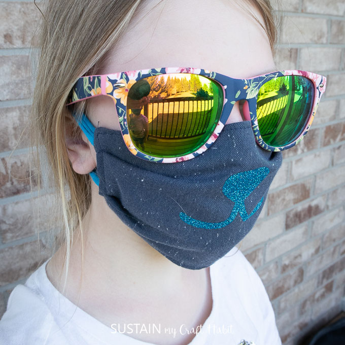 DIY Kid s Face Mask Pattern With FREE Printable Sustain