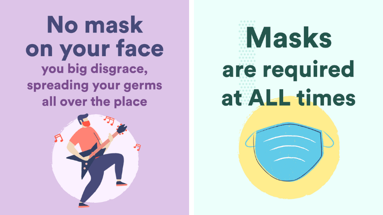 Download Free Printable Face Mask Required Signs For