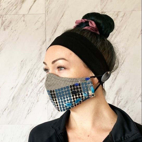 Face Mask Sewing Pattern For Kids Adults