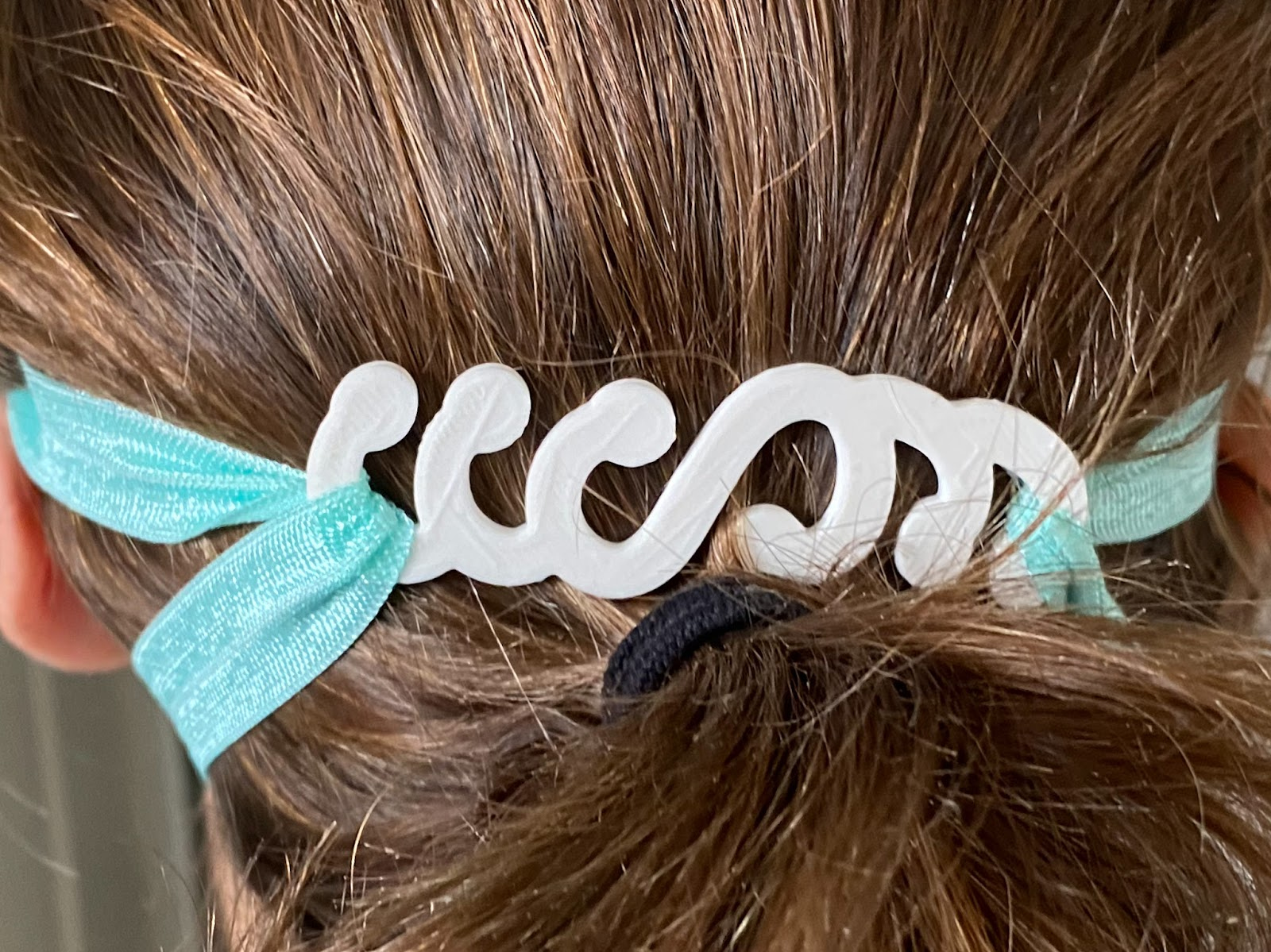 Free Face Mask Clip Ear Saver Design 3D Print File And