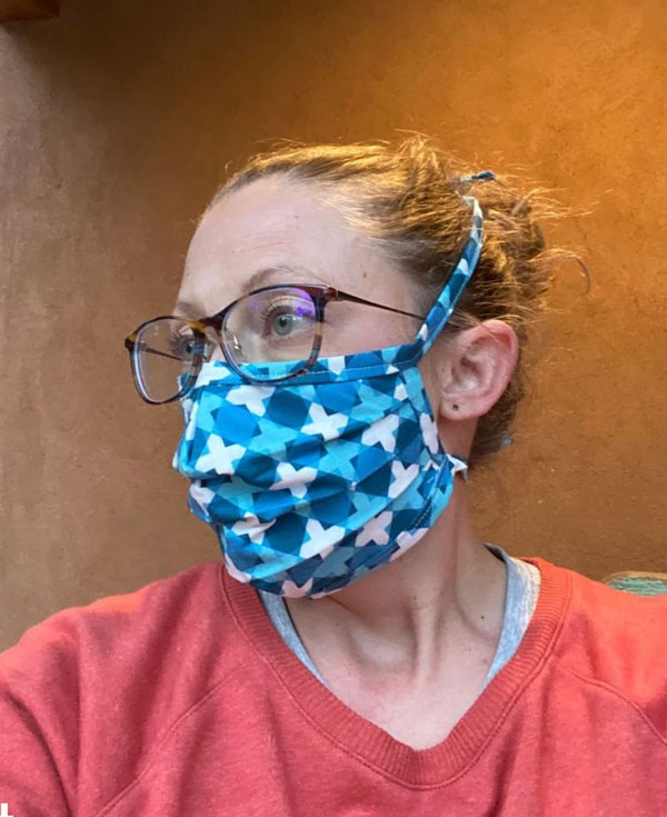 How To Make A Face Mask To Help Health Care Providers It