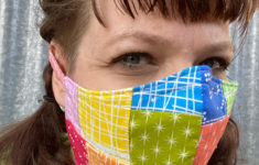 Covid 19 Face Mask Sewing Pattern