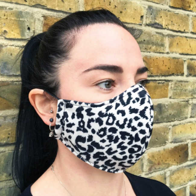 Leopard Print Face Masks We Love All The Best Animal