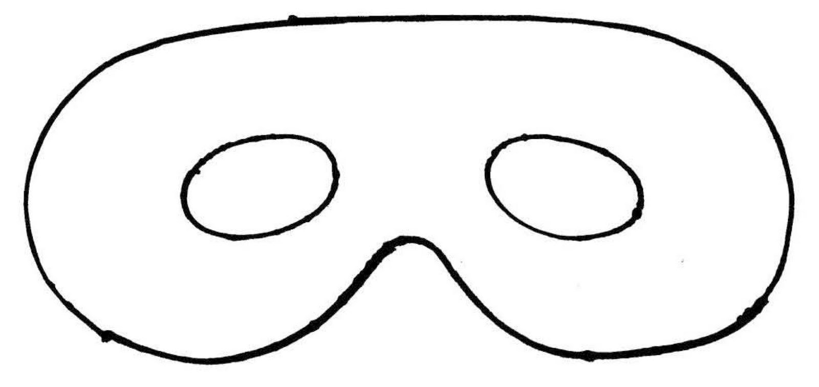Outline Of Face Template Free Download On ClipArtMag
