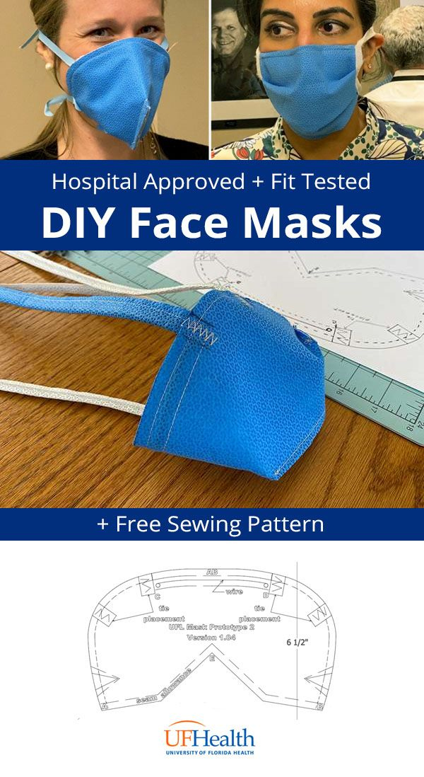 Pin On Sewing Mask Face