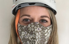 Printable Protective Face Mask Patterns
