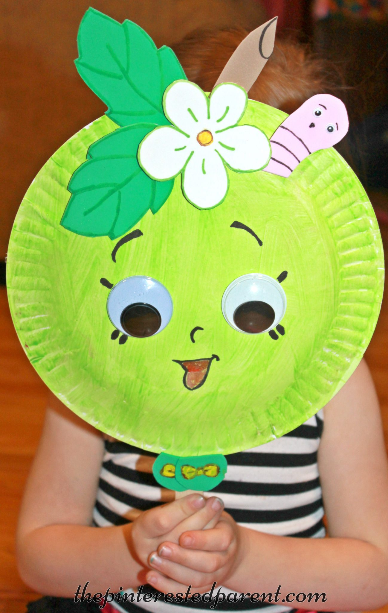 Shopkins Inspired Paper Plate Mask The Pinterested Parent