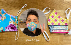 Mimi G Style Printable Face Mask