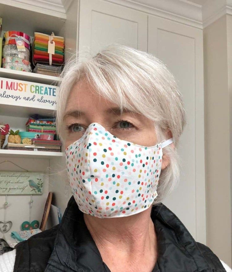 Versatile Face Mask Pattern And Tutorial The Crafty